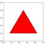 多角形(三角形、ひし形、平行四辺形、五角形)の描画