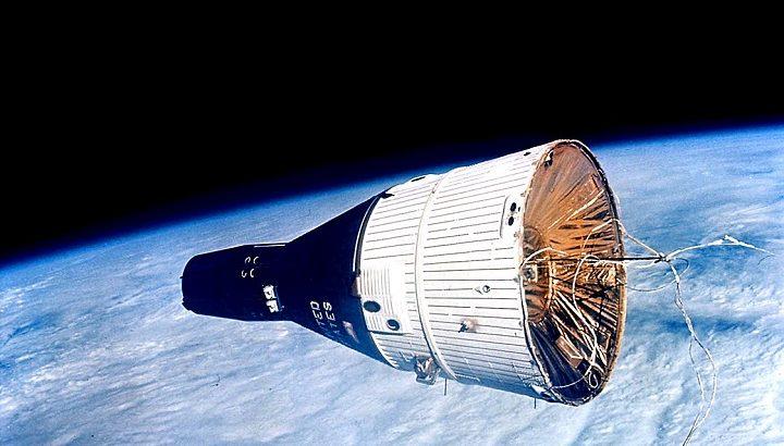 宇宙船ジェミニ2の写真