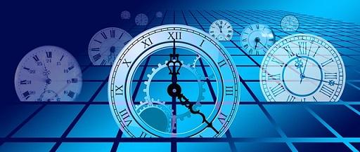 相対性理論、時計、時間