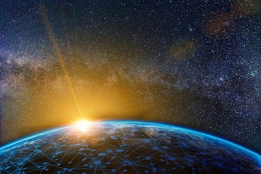 planet network image